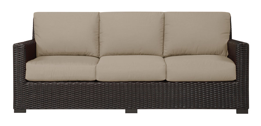 Metro II Outdoor Sofa by Emerald Home Furnishings