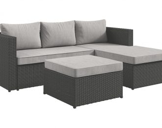 Pheasant Trail Sofa Set (3-piece) by Ashley Furniture