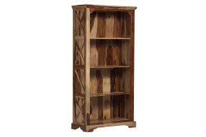 porter designs bookshelf to illustrate oregon furniture brands