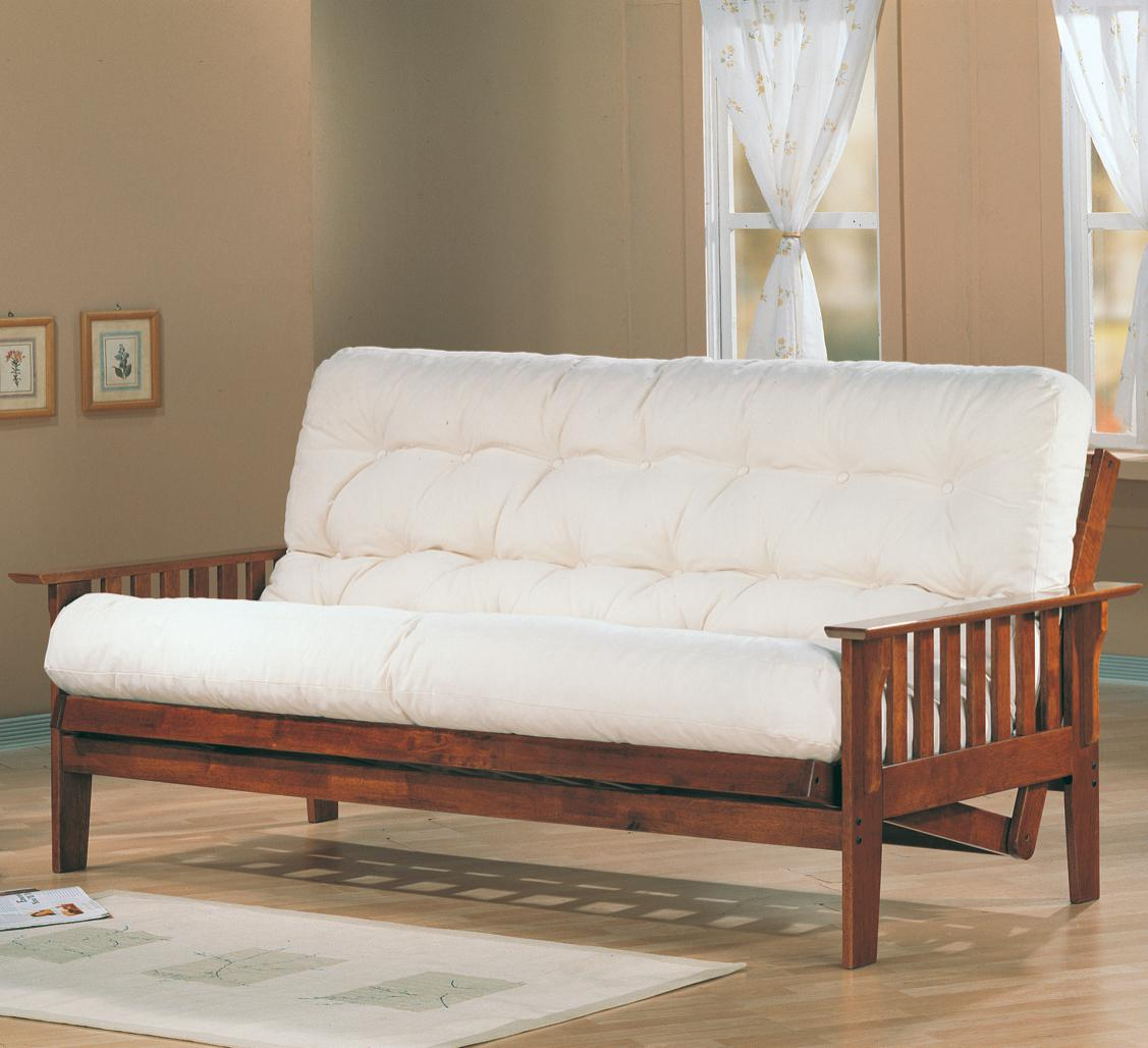 quality white futon and mattresses frames frame antique kodiak only m monterey covers furniture