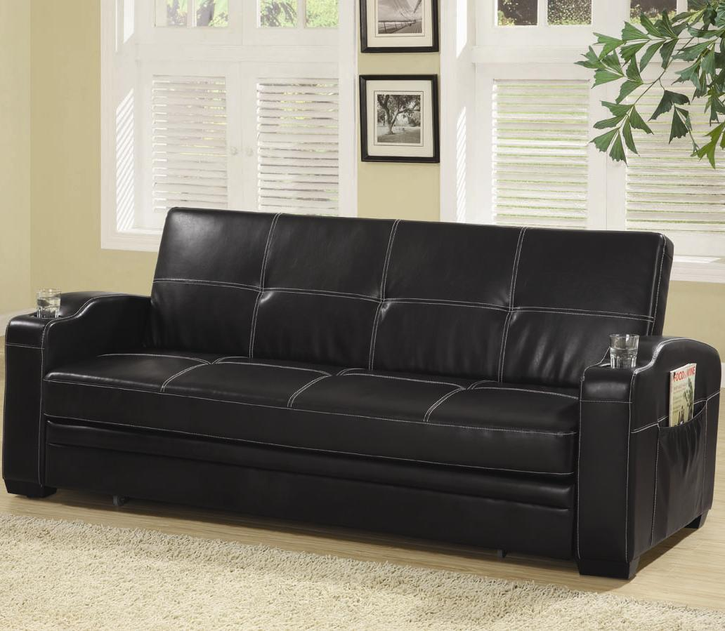Futon bed with storage - Products 2fcoaster 2fcolor 2fsofa Beds_300132 B2