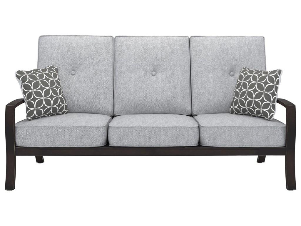 Castle Island Sofa w/ Cushion by Ashley Furniture