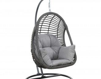 San Marino Hanging Chair by Emerald Home Furnishings