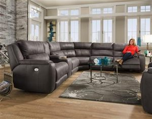 The Dazzle Sectional in Portland and Tigard OR