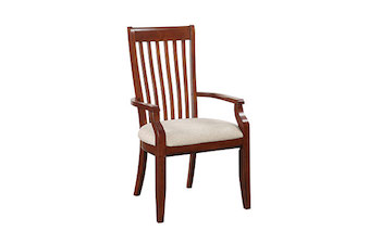 Topaz Slat Back Arm Chair in Portland and Tigard OR