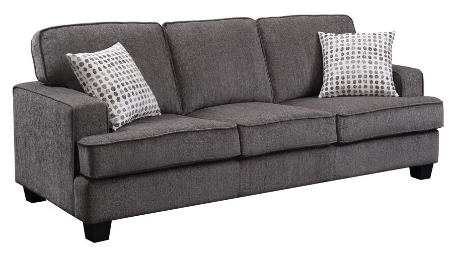 Carter Sofa By Emerald Home Furnishings Broadway Furniture