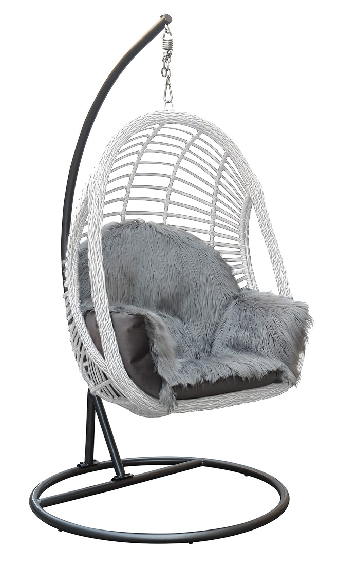 Ibiza Basket Chair by Emerald Home Furnishings