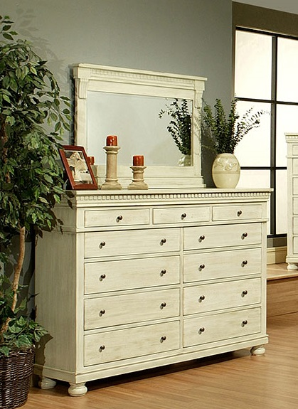 San Jose Eleven Drawer Mule Chest By